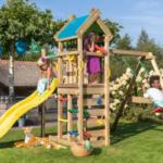 Meilleure aire de jeux en bois pour particulier 2021 | Comparatif