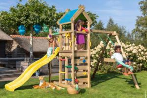Meilleure aire de jeux en bois pour particulier 2021   Comparatif