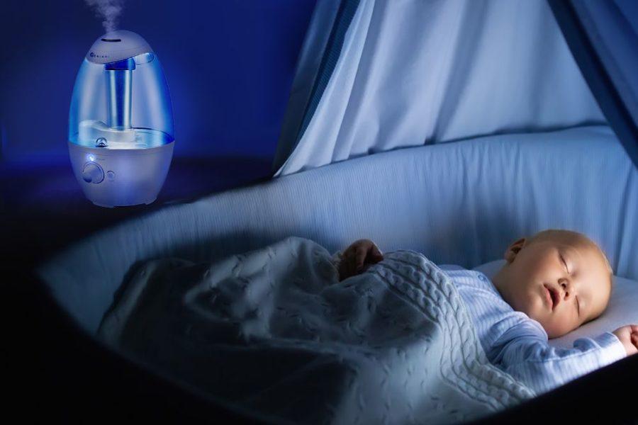 Humidificateur d'air pour bébé