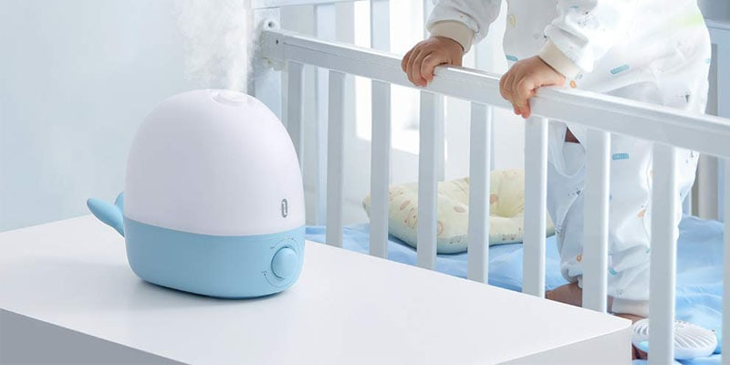 Meilleur humidificateur d'air bébé 2021 | Comparatif